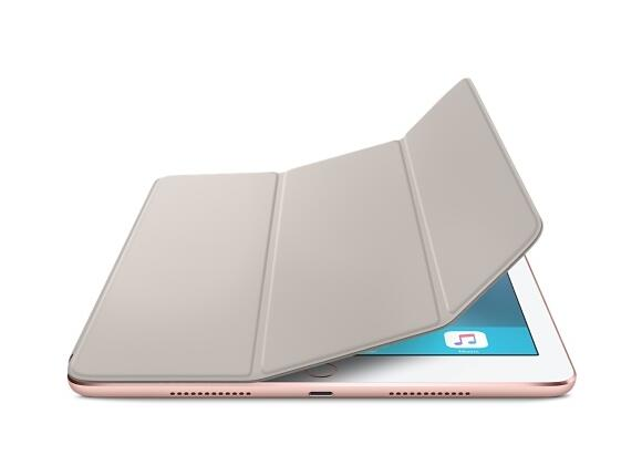 Калъф Apple Smart Cover for 9.7-inch iPad Pro - Stone - 3