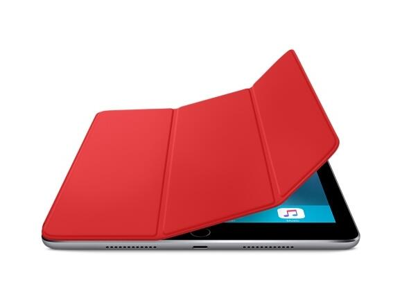 Калъф Apple Smart Cover for 9.7-inch iPad Pro - (PRODUCT)RED - 5