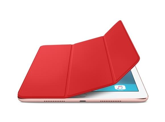 Калъф Apple Smart Cover for 9.7-inch iPad Pro - (PRODUCT)RED - 3