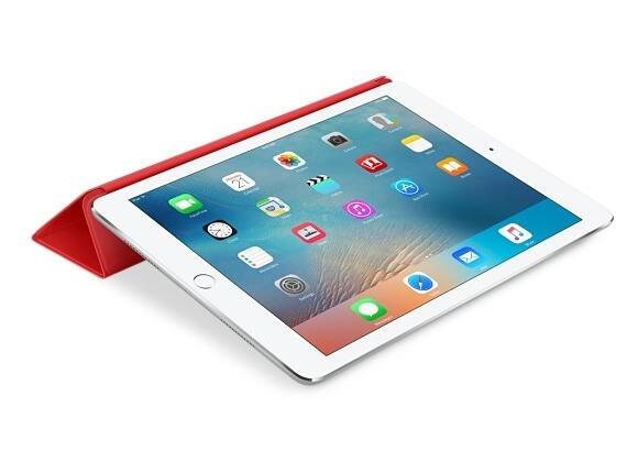 Калъф Apple Smart Cover for 9.7-inch iPad Pro - (PRODUCT)RED - 7