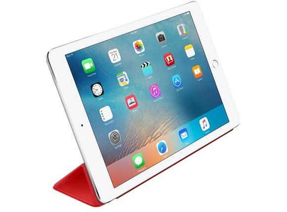 Калъф Apple Smart Cover for 9.7-inch iPad Pro - (PRODUCT)RED - 6