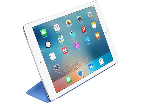 Калъф Apple Smart Cover for 9.7-inch iPad Pro - Royal Blue - 6