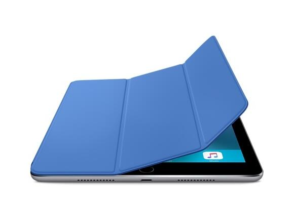 Калъф Apple Smart Cover for 9.7-inch iPad Pro - Royal Blue - 5