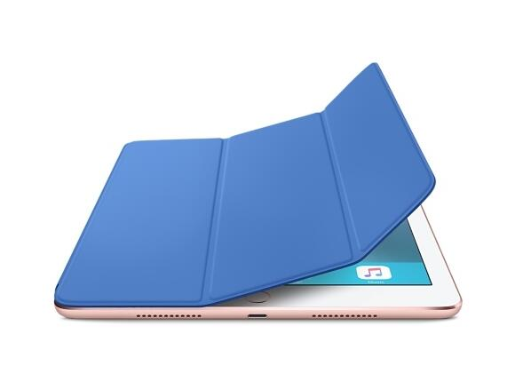 Калъф Apple Smart Cover for 9.7-inch iPad Pro - Royal Blue - 3