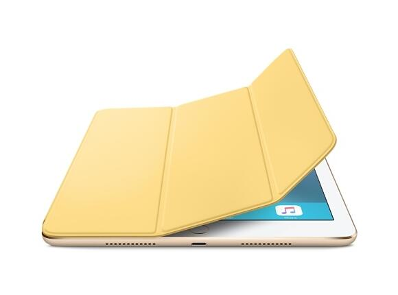 Калъф Apple Smart Cover for 9.7-inch iPad Pro - Yellow - 2