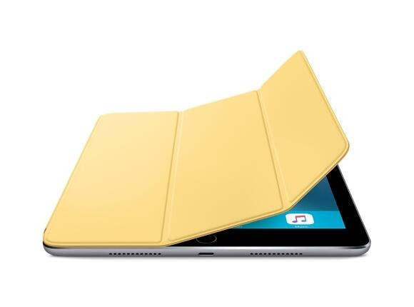 Калъф Apple Smart Cover for 9.7-inch iPad Pro - Yellow - 5