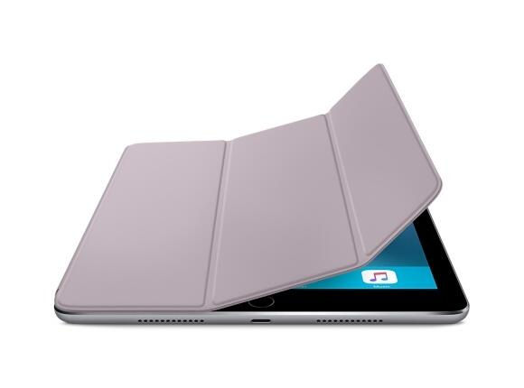 Калъф Apple Smart Cover for 9.7-inch iPad Pro - Lavender - 5
