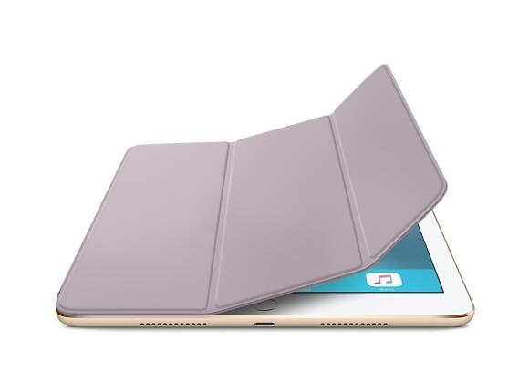 Калъф Apple Smart Cover for 9.7-inch iPad Pro - Lavender - 2