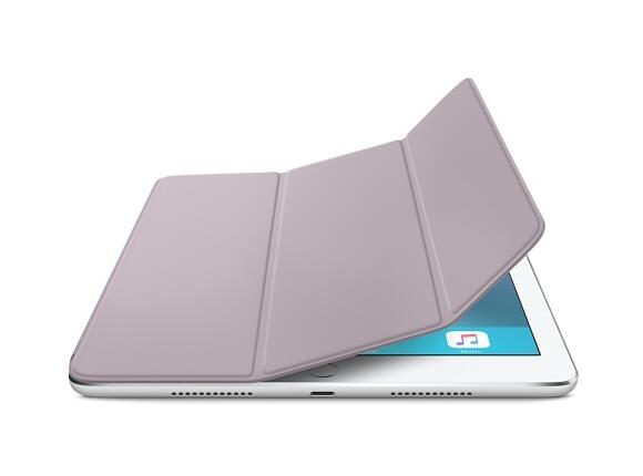 Калъф Apple Smart Cover for 9.7-inch iPad Pro - Lavender - 4