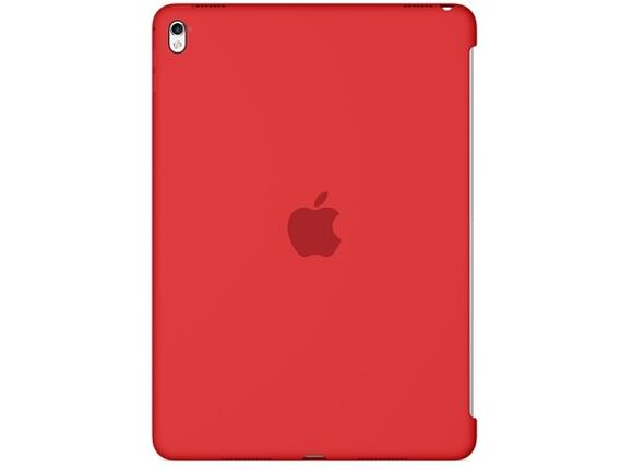 Калъф Apple Silicone Case for 9.7-inch iPad Pro - (PRODUCT)RED