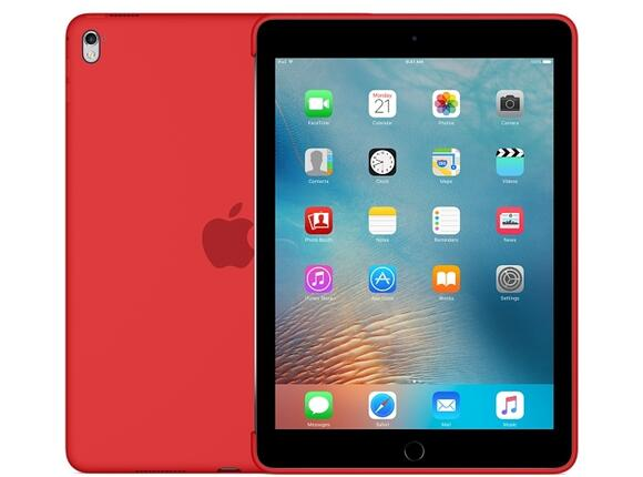 Калъф Apple Silicone Case for 9.7-inch iPad Pro - (PRODUCT)RED - 5