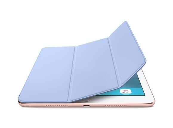 Калъф Apple Smart Cover for 9.7-inch iPad Pro - Lilac - 3