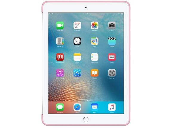 Калъф Apple Silicone Case for 9.7-inch iPad Pro - Light Pink - 8