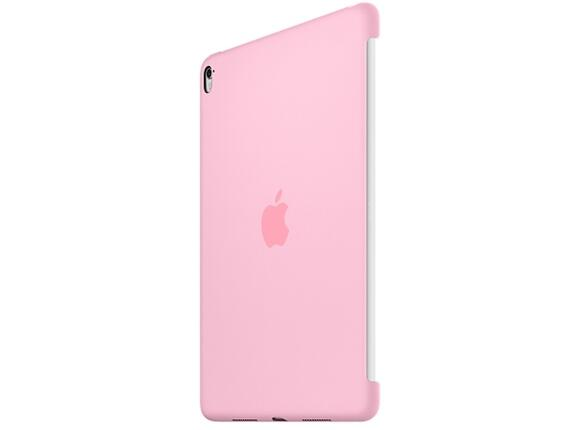 Калъф Apple Silicone Case for 9.7-inch iPad Pro - Light Pink - 7