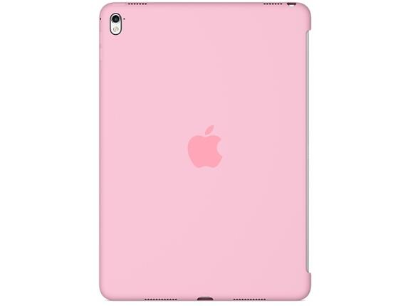 Калъф Apple Silicone Case for 9.7-inch iPad Pro - Light Pink