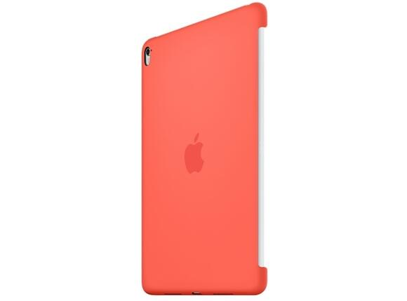 Калъф Apple Silicone Case for 9.7-inch iPad Pro - Apricot - 7