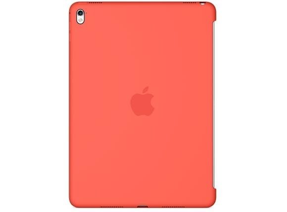 Калъф Apple Silicone Case for 9.7-inch iPad Pro - Apricot