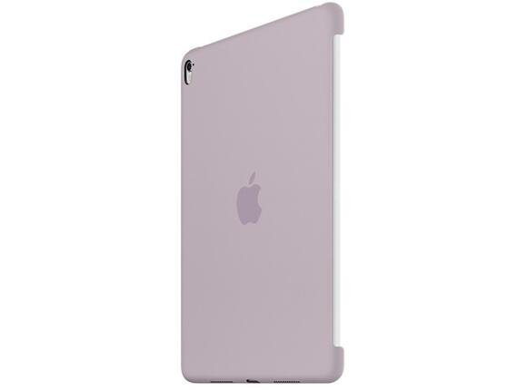 Калъф Apple Silicone Case for 9.7-inch iPad Pro - Lavender - 7
