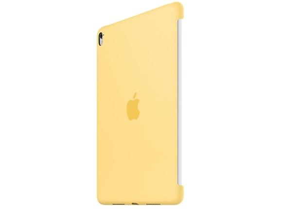 Калъф Apple Silicone Case for 9.7-inch iPad Pro - Yellow - 7
