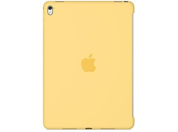 Калъф Apple Silicone Case for 9.7-inch iPad Pro - Yellow