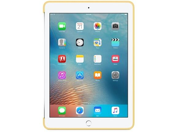 Калъф Apple Silicone Case for 9.7-inch iPad Pro - Yellow - 8
