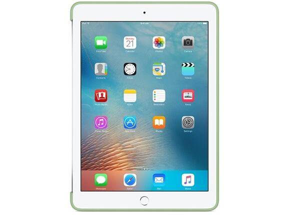 Калъф Apple Silicone Case for 9.7-inch iPad Pro - Mint - 8