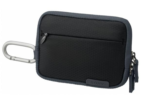 Калъф Sony LCS-TWH Soft case with carabiner  for slim DSC