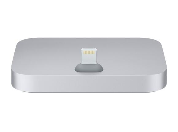 Докинг станция Apple iPhone Lightning Dock - Space Gray - 5