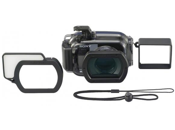 Калъф Sony MPK-WH Marine pack up to 40m for DSCWX50/WX100/WX150 - 2