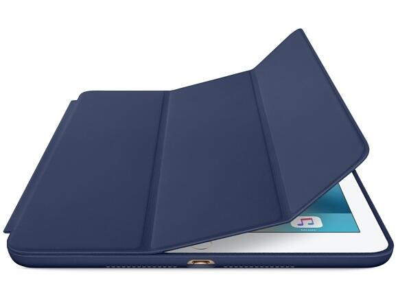 Калъф Apple iPad Air 2 Smart Case Midnight Blue - 2