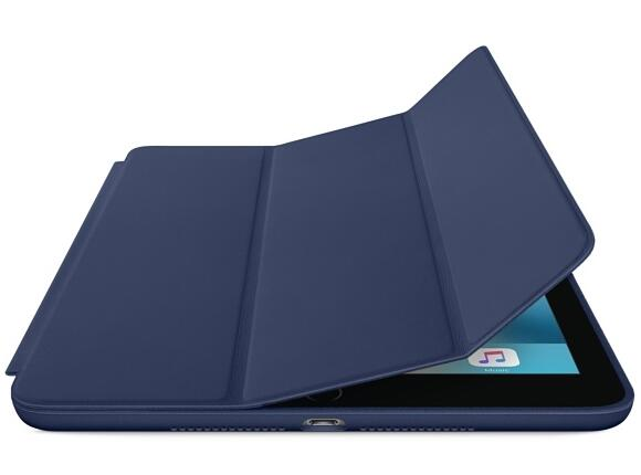 Калъф Apple iPad Air 2 Smart Case Midnight Blue - 4