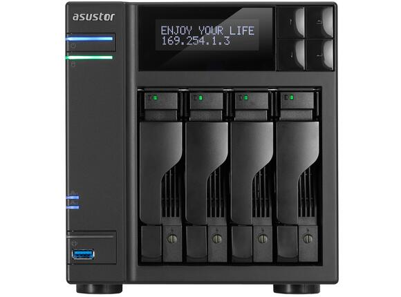 Storage(NAS) Asustor AS7004T - 2