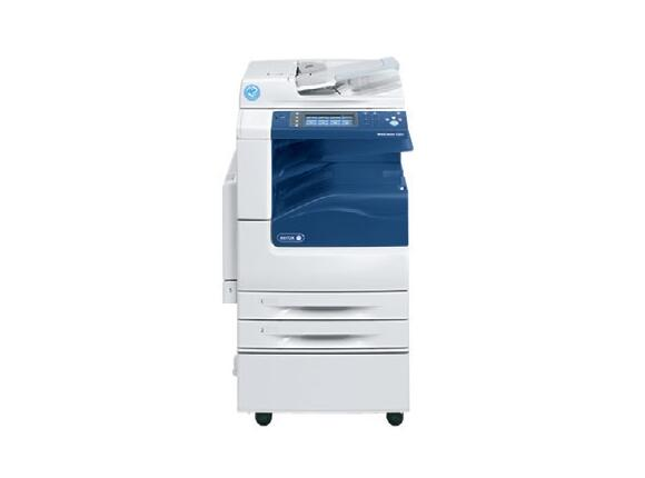 Мултифункционално у-во Xerox WorkCentre 7220i (Trays 1 and 2 with Stand)