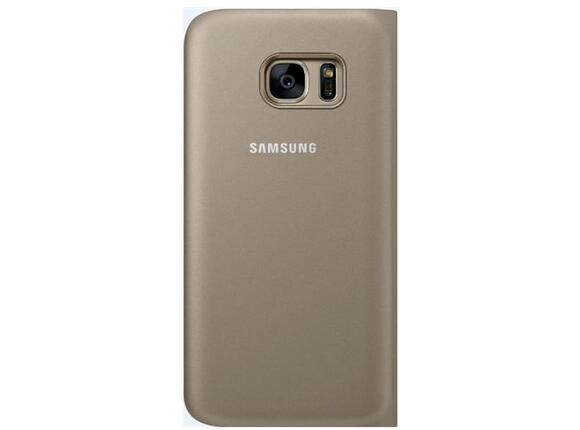 Калъф Samsung G930 SViewCover PinkGold for GalaxyS7 - 2