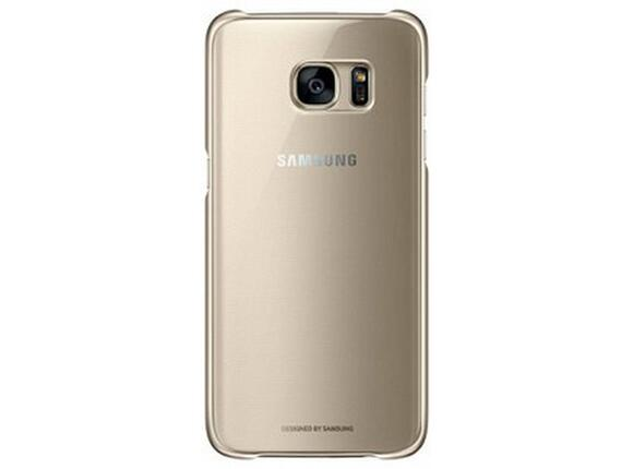 Калъф Samsung G935 GlitterCover Gold for GalaxyS7 Edge