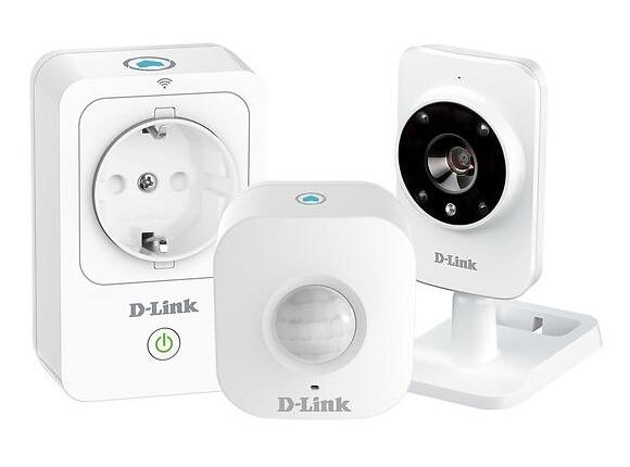 Уеб камера D-Link mydlink Home SMART Home HD Starter Kit