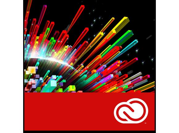 Софтуер Adobe Creative Cloud for teams 1 user 1 year
