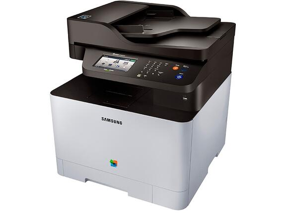 Мултифункционално у-во Samsung SL-C1860FW A4 Wireless Color Laser MFP - 3