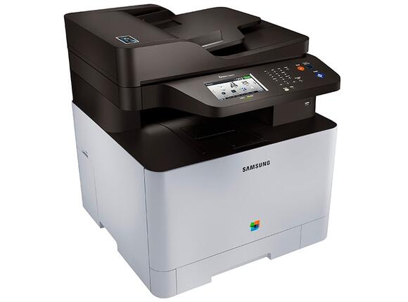 Мултифункционално у-во Samsung SL-C1860FW A4 Wireless Color Laser MFP - 2