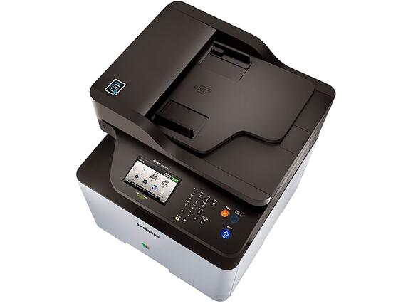 Мултифункционално у-во Samsung SL-C1860FW A4 Wireless Color Laser MFP - 4