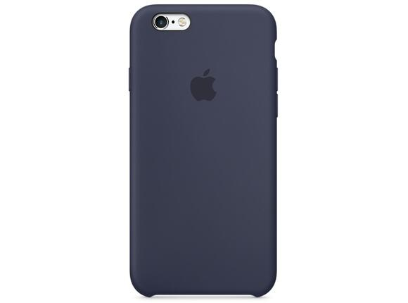 Калъф Apple iPhone 6s Silicone Case - Midnight Blue