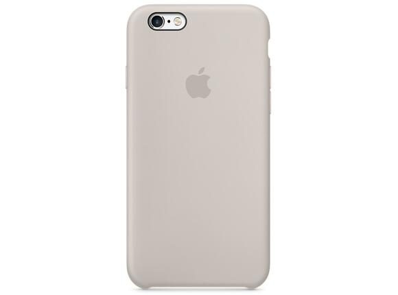 Калъф Apple iPhone 6s Silicone Case - Stone