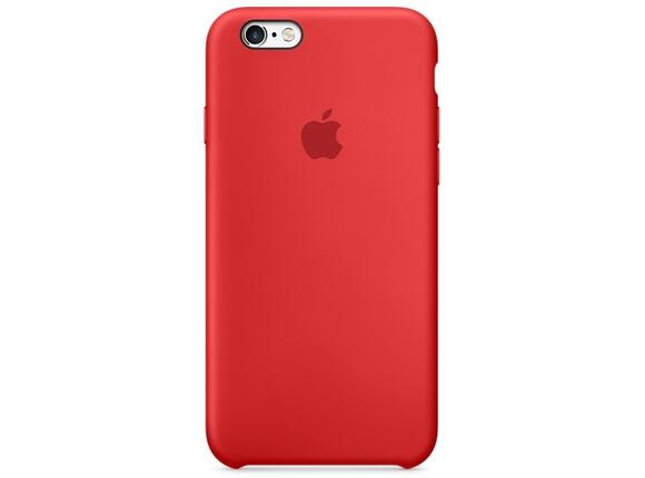 Калъф Apple iPhone 6s Silicone Case - (PRODUCT)RED