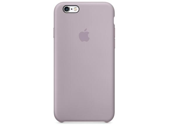 Калъф Apple iPhone 6s Silicone Case - Lavender