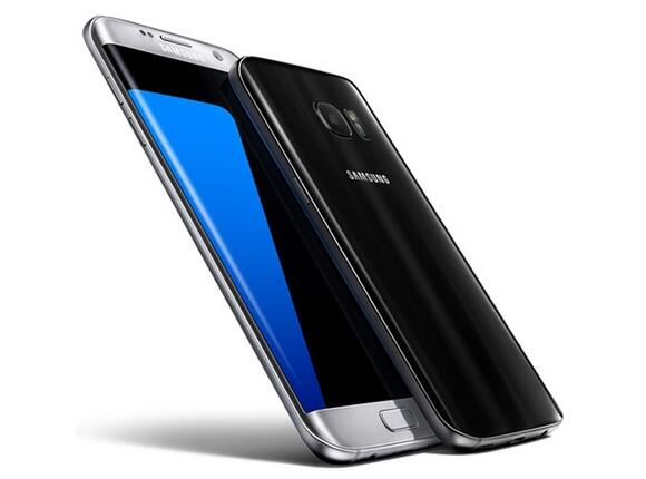 Смартфон Samsung GALAXY S7 EDGE 32GB - 3