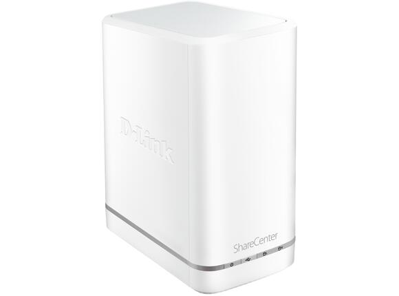 Storage(NAS) Мрежов сторидж D-Link DNS-327L ShareCenter®  2-Bay Network Attached Storage - 6