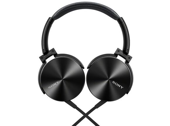 Слушалки Sony Headset MDR-XB950AP Extra Bass Smartphone-capable - 5