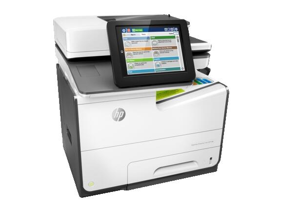Мултифункционално у-во HP PageWide Enterprise Color MPF 586dn