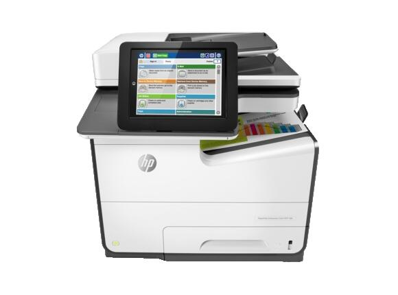 Мултифункционално у-во HP PageWide Enterprise Color MPF 586dn - 2