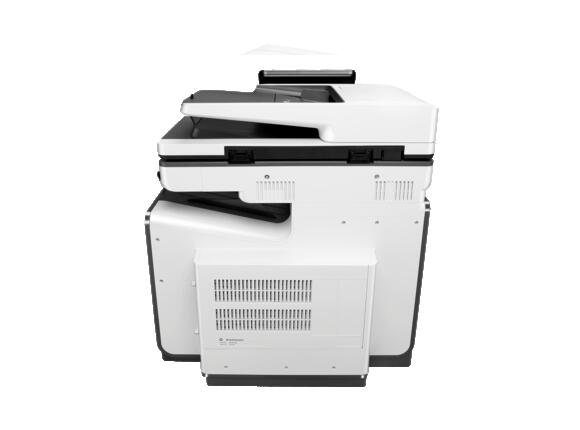 Мултифункционално у-во HP PageWide Enterprise Color MPF 586dn - 4